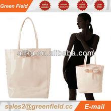 Designer PVC hangbag, colorful PVC handbag