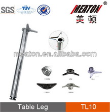 Promotional contemporary 60*710 table leg