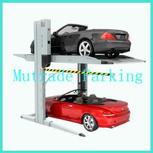 2 floor garage car parking equipment
