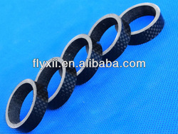 "Full Carbon Bike Spacer For Fork Headset 1 1/8"" FLX-SB-003"