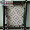 China factory supply hot sales galvanized diamond wire mesh fence/diamond wire mesh sports court fence/stainless steel diamond w