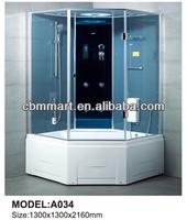 russian shower room