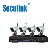 SECULINK kit cameras security Economic 1MP 720P IP Camera 4CH NVR Kit