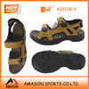 China wholesale men's leather sandals chappals