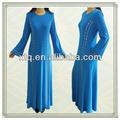piedra de transend el último diseño de vestir para las mujeres musulmanas
