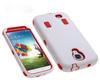 For samsung galaxy s4 19500 case,Soft skin Hybird Rubber Phone case for Samsung Galaxy S4,For Samsung Galaxy S4 Case