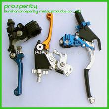 Cnc YAMAHA motorycyle handle metal parts / spare parts