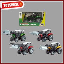 Toy bucket truck diecast