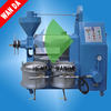 High oil yield oil combined screw herb oil press machine