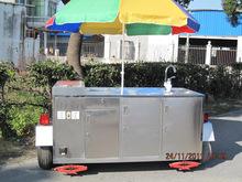 Good food cart for wholesale hot dog