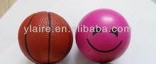 Promotional toy ball! mini basketball stress ball