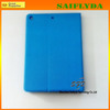 Best selling PU leather smart cover case for ipad air 5 hybrid stand case