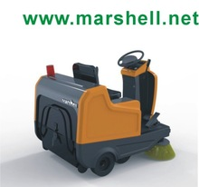 Rechargeable turf sweeper road sweeping vehicle DS-1700