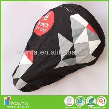 Waterproof polyester bike seat cover & bike saddle cover & bike accessory
