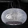 Modern classic lighting modern plastic ceiling light covers OM8153/40W