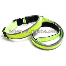 Eco-friendly Reflective PVC dog leash