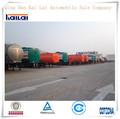 Mejor calidad de xcmg remolque cisterna con 5 ware casa/semirremolque cisterna de combustible
