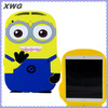 Hot selling despicable me minion case for ipad 2 3 4