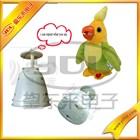 custom plush repeat talking toy