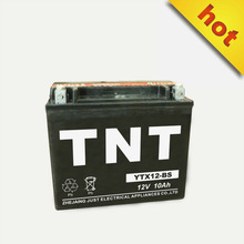 lead acid battery 10ah YTX12-BS motor battery international standard