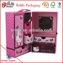 High Quality Fashion Wholesale children's cardboard suitcases Shanghai