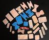 finger band aid/fancy band aids/johnson & johnson band aids