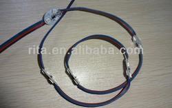 40pcs DC12V WS2811 digital PCB,non-waterproof;6pcs 5050 SMD RGB LED;double size;25mm diameter