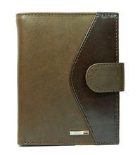 Genuine Leather Passport Holder Men Women Travel Case with card holder