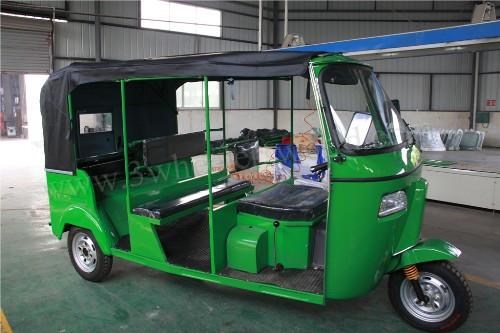 newly 4 stroke 250cc tvs king three wheeler auto rickshaw dealer in india