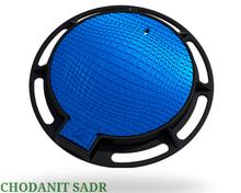 Ductile Cast Iron Anti Theft Manhole Cover Circular Frame EN124 D400