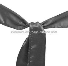 fabric arm chair sash