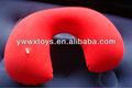 inflable almohada de viaje cuello