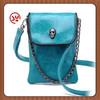 South Korea chain cute fashionable mobile phone lady handbags rivet mini shoulder bag