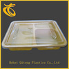 takeaway microwave disposable plastic tray container
