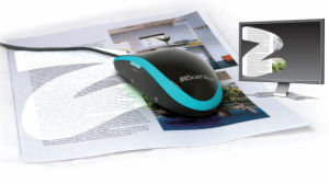 IRIS SCAN MOUSE