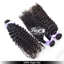 top grade cheap long curly clip in human hair extension,virgin eurasian hair extension,100% human hair