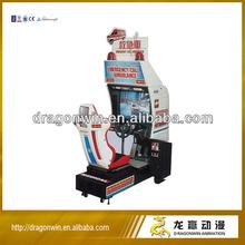 DARDONWIN animation indoor amusement sega arcade simulator street coin operated cheap electric racing go karts for sale