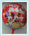 buon compleanno temi foglio di alluminio palloncini wth micky mouse stampa