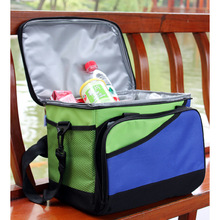 2014 Hot Selling Oxford Insulated Wine Cooler Bag Smart Design CP543