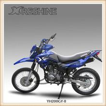 China motorcycle factory/Off Road dirt bike/200cc dirt bike
