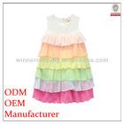 Trendy design beautiful children dress models