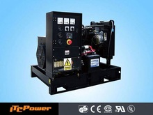 68kW open type ITC-POWER Spare Generator Set supplier of power