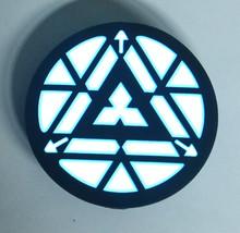 2014 Current design Iron man el wireless sound active t-shirt