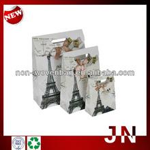Popular Packing Custom Merchandise Paper Purse Gift Bags