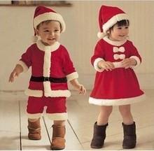 حار بيع عيد الميلاد يوم الطفل ملابس عيد الميلاد