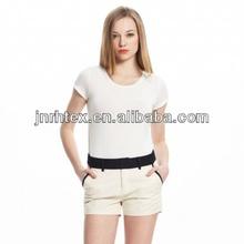 100% cotton xxxl sex women t shirt