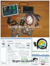 ak500 inteligentes clave programador con skc con eis skc calculadora con base de datos de disco duro para el benz