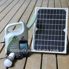 LFS-SLC solar generator for DC solar fan
