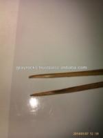 Wooden tweezer