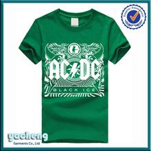 Hot sale promotional men custom t-shirt wholesale